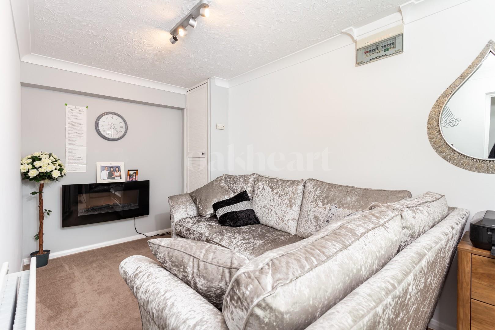Fourth Bedroom/Sitting Room